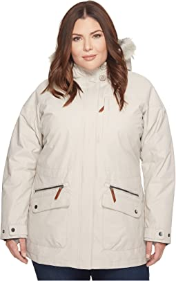 Columbia - Plus Size Carson Pass IC Jacket