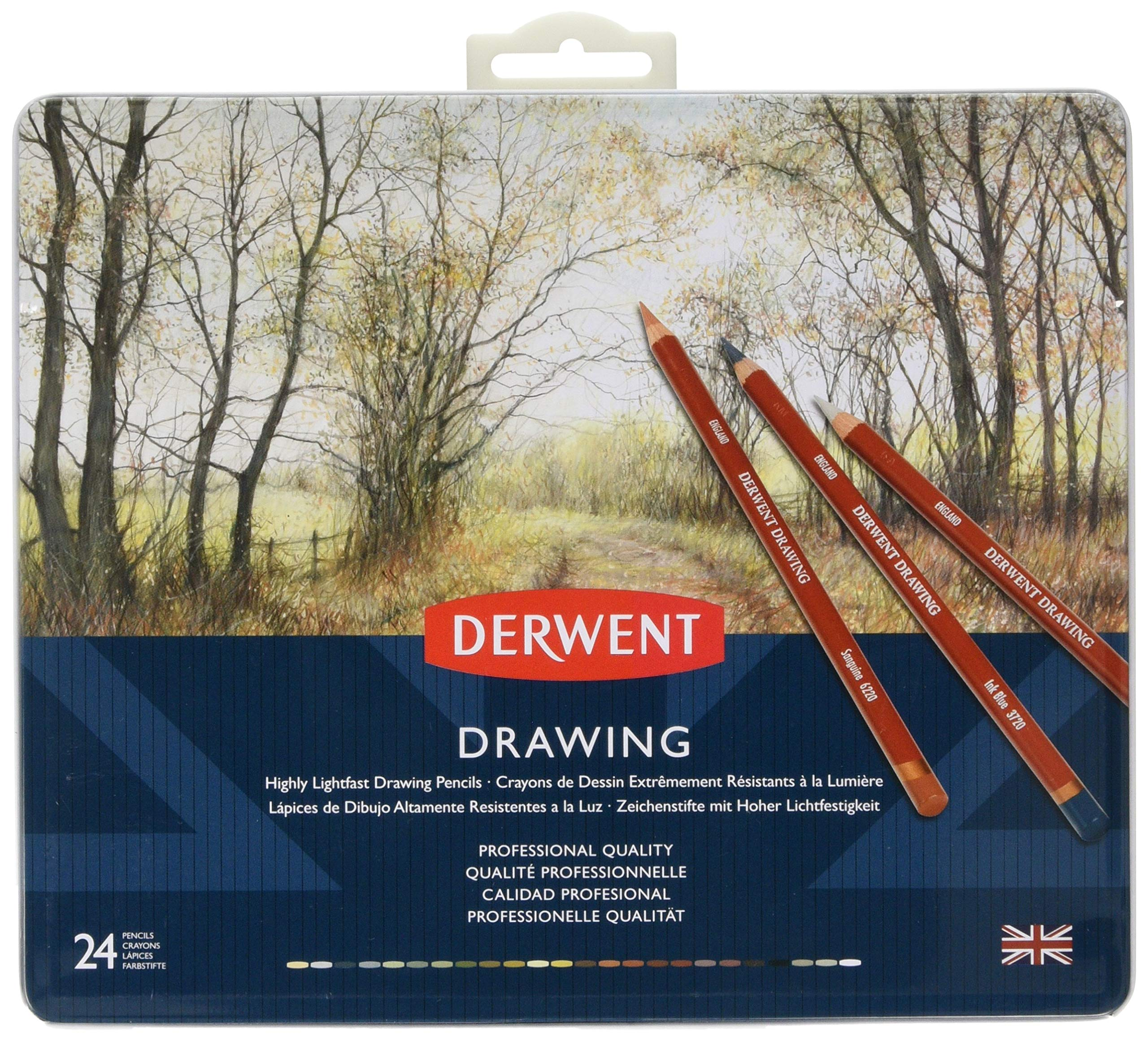 Derwent Colored Drawing Pencils 0700672