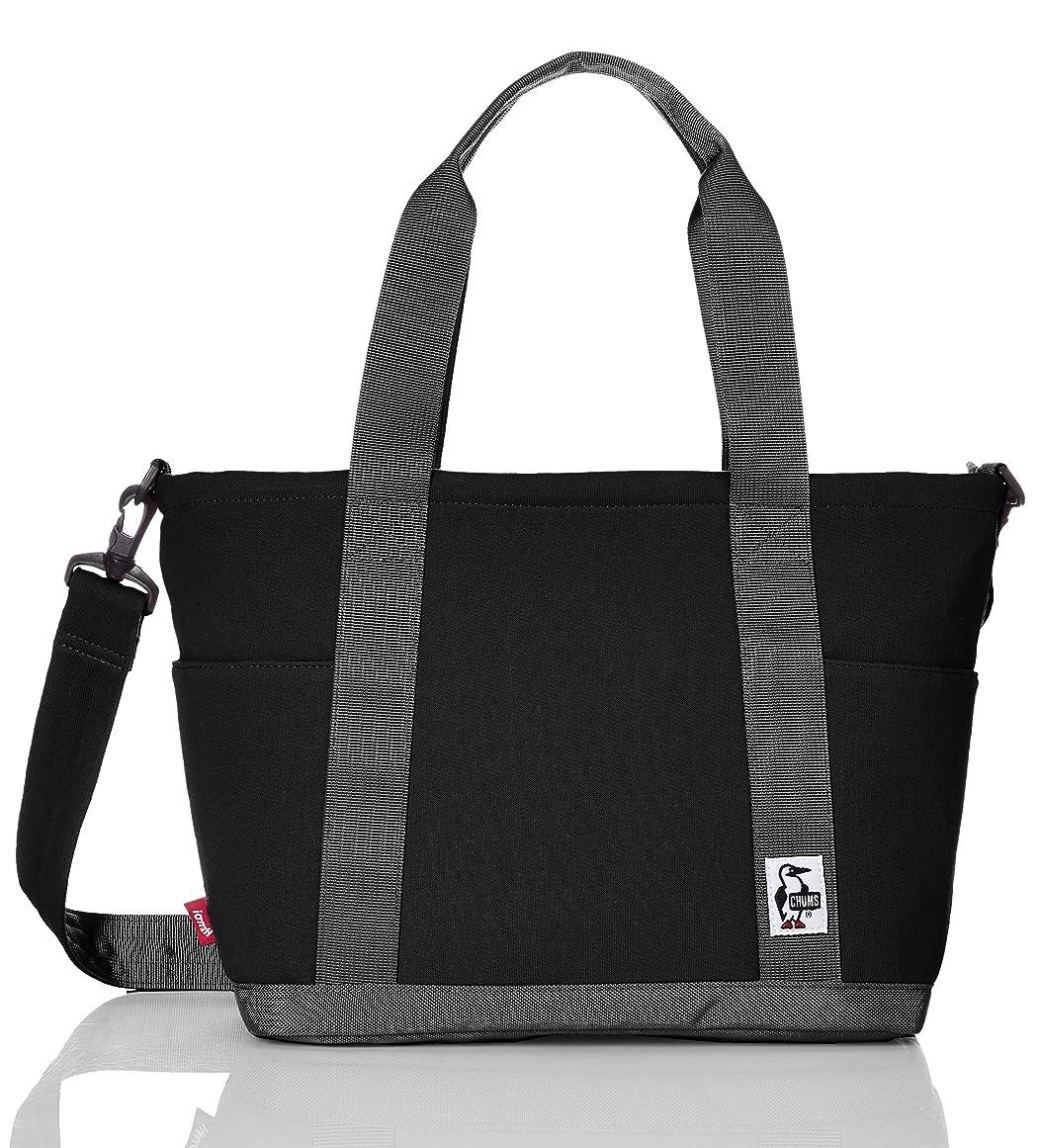 トライアスリートいらいらさせる不潔[チャムス] Open Top Tote Bag Sweat Nylon CH60-2675