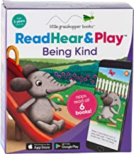 Read Hear & Play: Being Kind (6 Book Set & Downloadable App!)