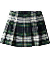 Polo Ralph Lauren Kids - Tartan-Print Pleated Skirt (Little Kids)
