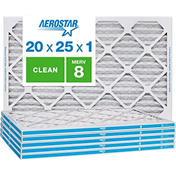 Nordic Pure 20x22/_1//4x1 Exact MERV 12 Pleated AC Furnace Air Filters 3 Pack
