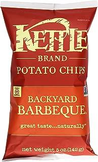 Kettle Chips, Backyard BBQ, 5 oz