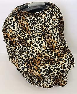 Leopard, Cover, Nursing Cover, Car Seat Cover, Nursing Scarf