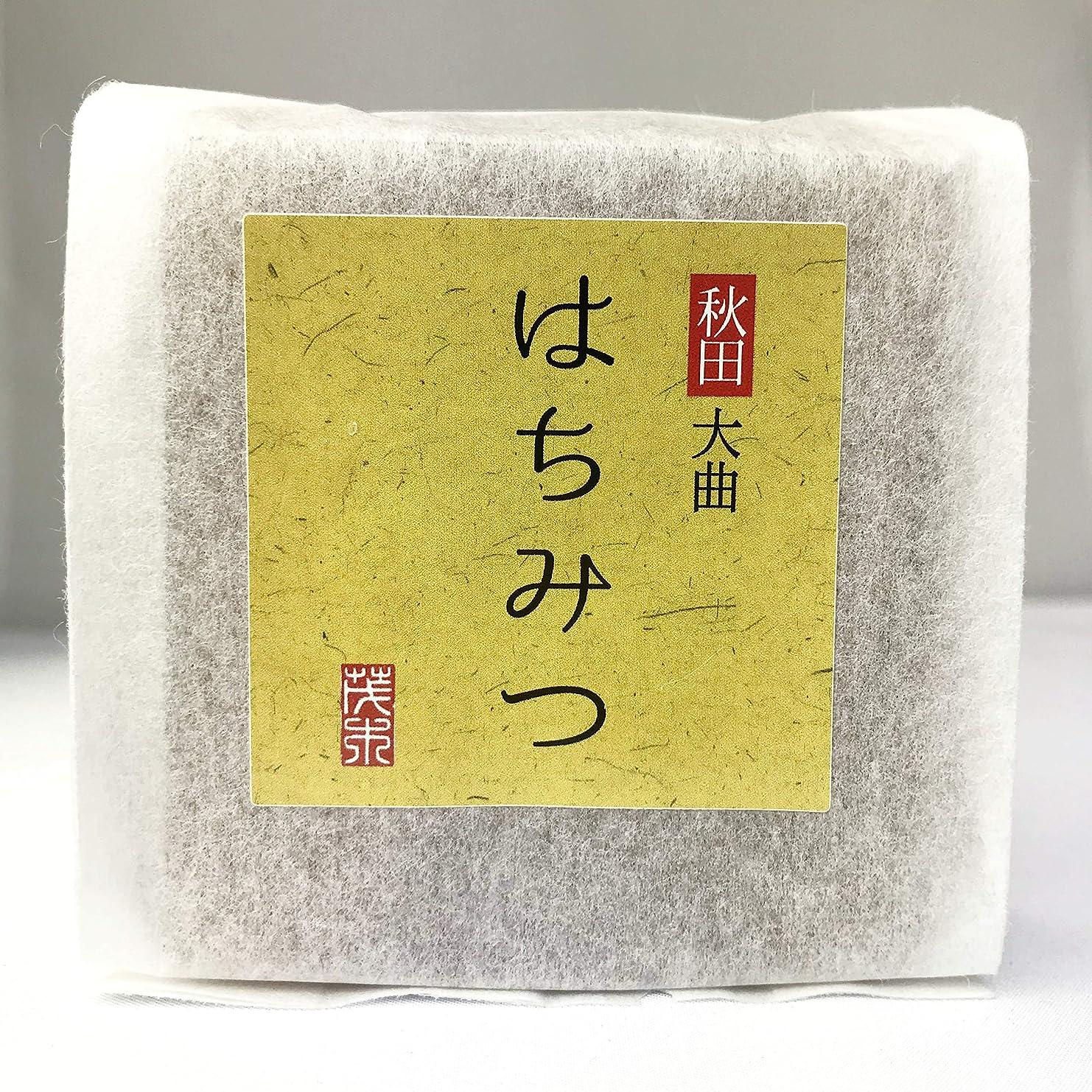 チューブ浸食合理的無添加石鹸 はちみつ石鹸 100g