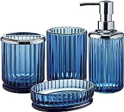 Amazon Com Cobalt Blue Bathroom Accessories
