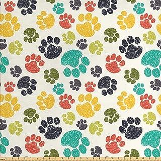 Best dog print fabric Reviews