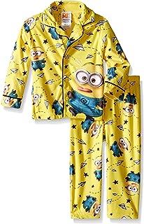 Despicable Me Little Boys' Class Clown 2-Piece Pajama Coat Set