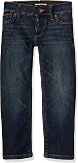 Boys' Adaptive Jeans Relaxed Fit with Magnet Buttons