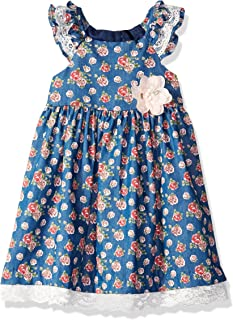 Best blue flower print dress Reviews