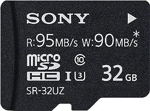 Sony High Speed Micro SD Memory Card, 32GB (SR-32UZA/T)