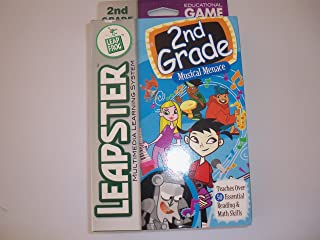 Best leapster 2nd grade Reviews