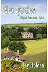New Quarters: Addy and Karen Series, Book 2 Kindle Edition