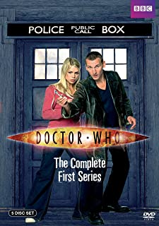 Doctor Who: The Complete First Series (Repackage/DVD)