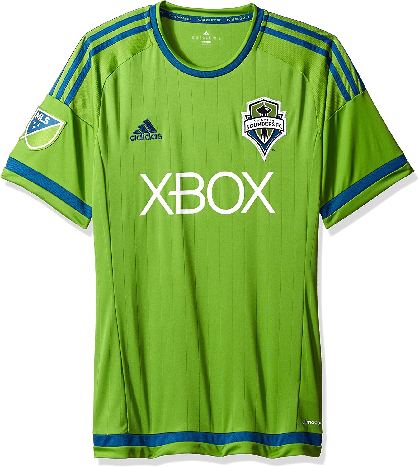 adidas MLS Seattle Sounders Home Jersey [Green]