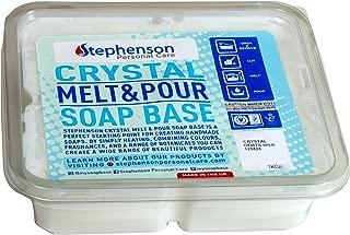 Stephenson Kosher Goat's Milk Melt and Pour Soap Base, 2-Pound