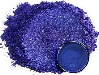 "Eye Candy Mica Powder Pigment ""Kyoho Grape"" (50g) Multipurpose DIY Arts and Crafts Additive | Woodworking, Natural Bath Bombs, Resin, Paint, Epoxy, Soap, Nail Polish, Lip Balm"
