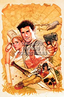 """PrimePoster - Uncharted 2 Among Thieves Poster Glossy Finish Made in USA - YUCH001 (16"""" x 24"""" (41cm x 61cm))"""