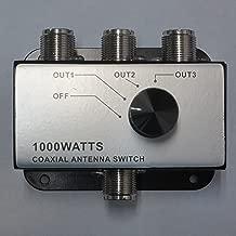 ARIES CX3 3-POSITION CB RADIO COAX ANTENNA SWITCH