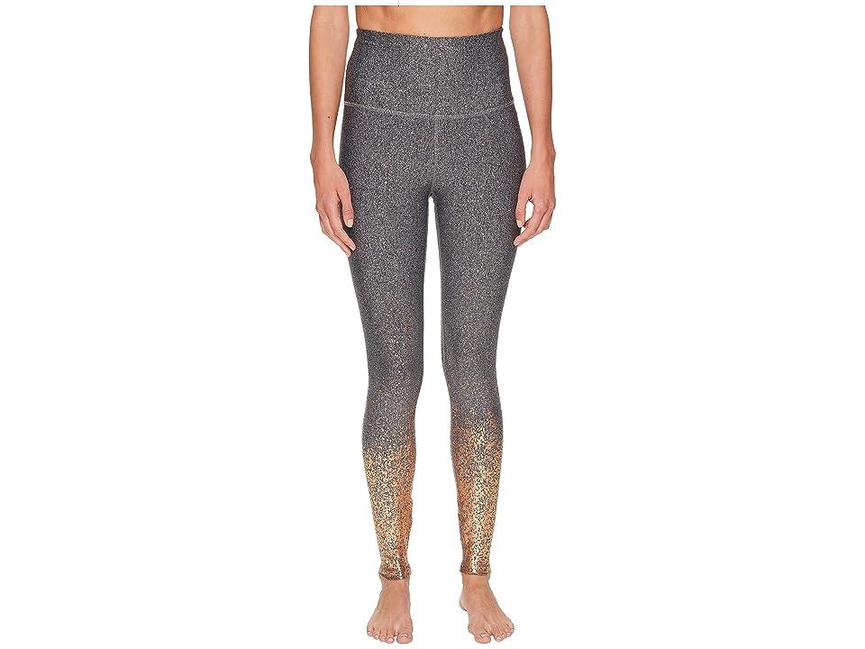 Beyond Yoga - Beyond Yoga Alloy Ombre High-Waisted Midi Leggings