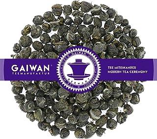 "N° 1146: Tè verde in foglie ""Jasmine Phoenix Dragon Pearls"" - 500 g - GAIWAN® GERMANY - tè in foglie, tè verde dalla Cina, tè cinese"