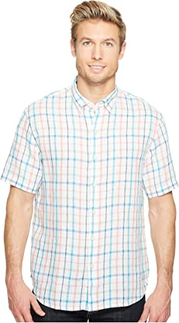 Tommy Bahama - Celestia Plaid Camp Shirt