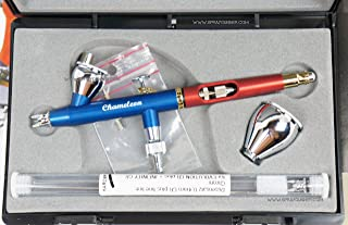 Harder and Steenbeck Infinity Chameleon #1 2in1 two in one airbrush. by SprayGunner