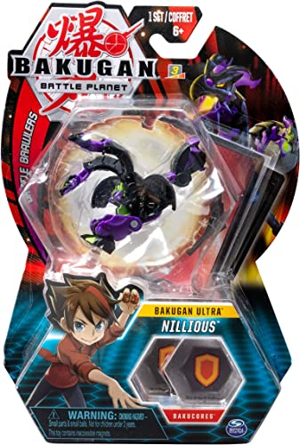 lowest Bakugan discount Ultra Nillious 3-inch Collectible Transforming outlet sale Figure outlet online sale