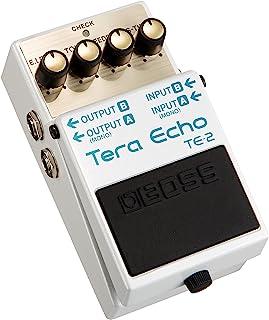 BOSS Tera Echo Guitar Pedal (TE-2)
