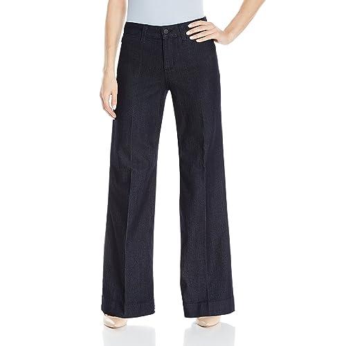 dc2b1637a43 NYDJ Women s Teresa Trouser Jeans in Premium Denim