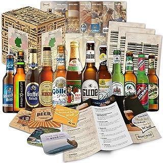 comprar comparacion 12 especialidades de cervezas de Alemania (Las mejores cervezas alemanas) como un paquete de probar para regalar en caja d...