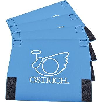 オーストリッチ(OSTRICH) 輪行アクセサリー [フレームカバーC] 4枚セット ロイヤルブルー