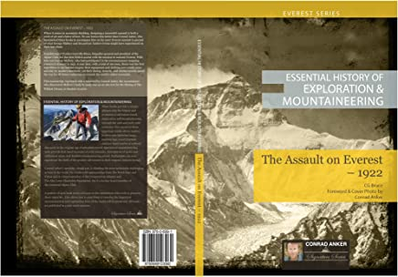 The Assault on Everest (Conrad Anker Signature Series)