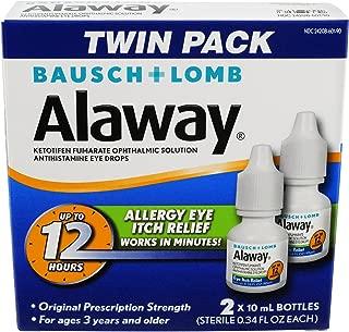 Best alcon zaditor twin pack eye drops Reviews