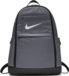 Brasilia Backpack Black/White