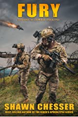 Fury (Surviving the Zombie Apocalypse Book 15) Kindle Edition