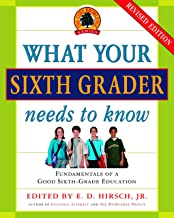 Best what a sixth grader should know Reviews