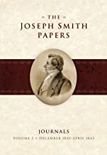 The Joseph Smith Papers: Journals, Vol. 2, December 1841 - April 1843