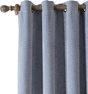 Best chenille eyelet curtains Reviews