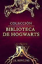 Colección biblioteca de Hogwarts (Un libro de la biblioteca de Hogwarts) (Spanish Edition)