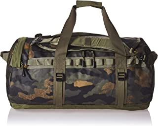 The North Face Base Camp Duffel M Burnt Olive Green Woods
