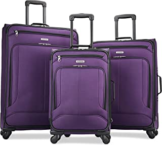 american tourister luggage weight