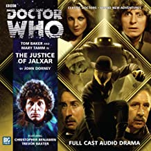 Doctor Who - The Justice of Jalxar