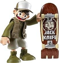 Rob Dyrdek's Wild Grinders Jack Knife Action Skate Set With DVD
