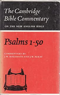 Psalms 1-50 (Cambridge Bible Commentaries on the Old Testament)