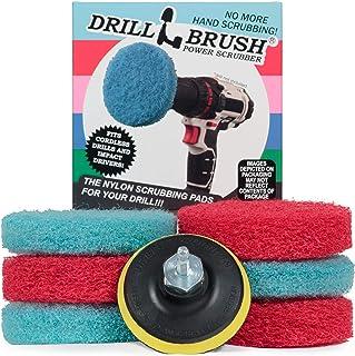 Percer Brosse - Tapis Scrub - Salle de bain Accessoires - Produits de nettoyage - taches d'eau dure Remover - Nettoyant po...