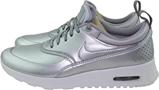 Nike Air Max Thea SE Womens Metallic Silver 861674-001 (6.5)