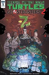 Teenage Mutant Ninja Turtles/Ghostbusters II #1 (of 5)