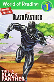 World Of Reading: Black Panther: This is Black Panther (Level 1)