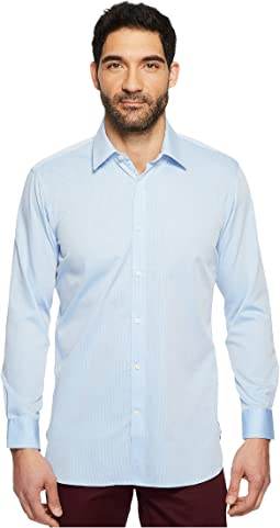 Ted Baker - Oaker Textured Solid Dress Shirt